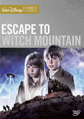 ESCAPE TO WITCH MOUNTAIN SPECIAL EDIT BY ALBERT,EDDIE (DVD)